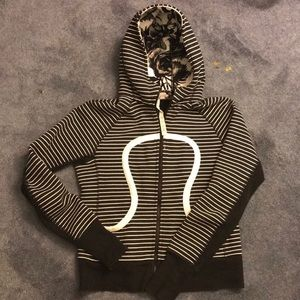 Lulu lemon scuba sweatshirt
